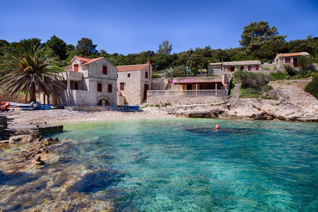 Villa Silente Oključna Croatia