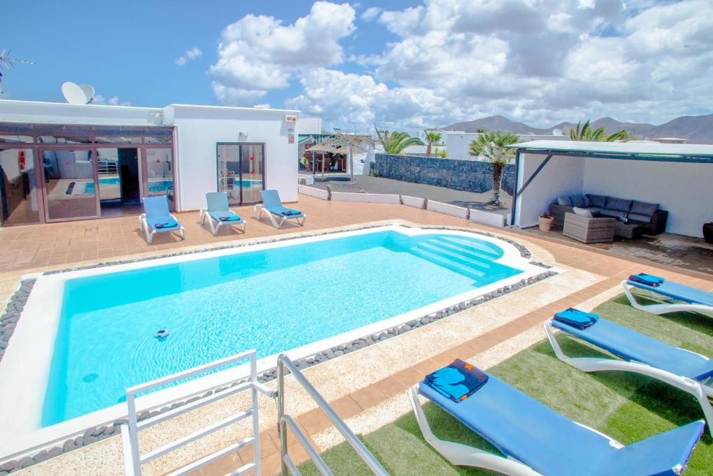 Villa Ishara, Playa Blanca, Spain - Booking.com