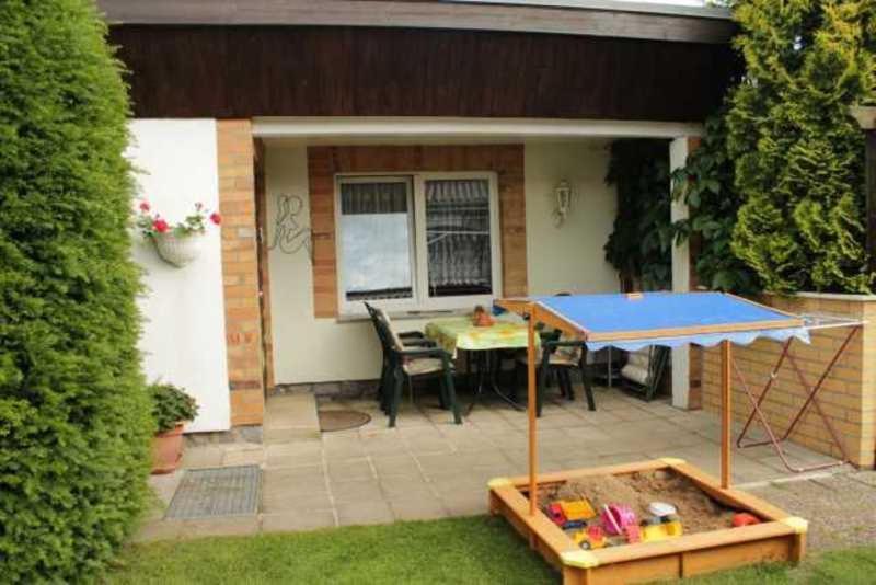 Tischtennis in der Unterkunft Ferienhaus in Neubukow oder in der Nähe