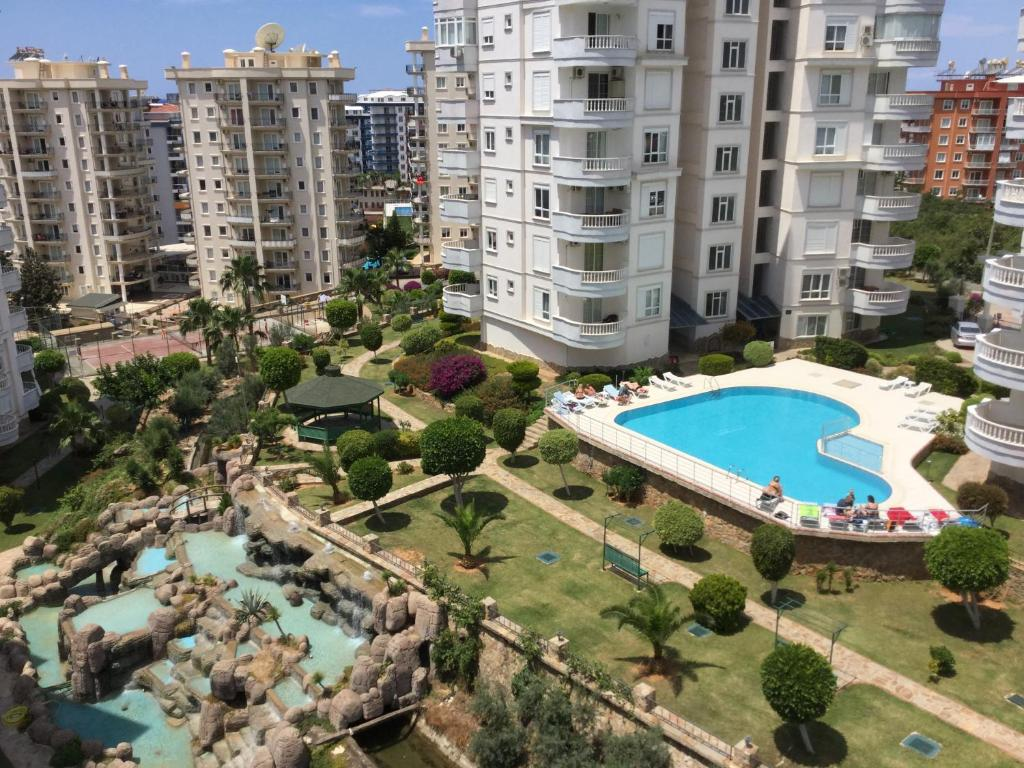 Waterfall Residence Alanya Opdaterede Priser For 2020