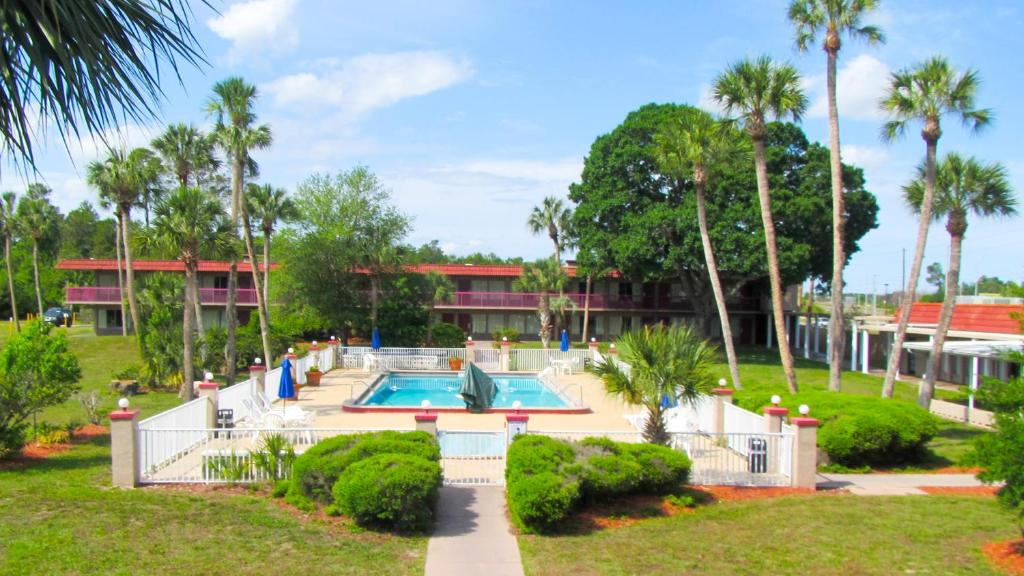 Motel 6 Spring Hill Weeki Wachee Fl