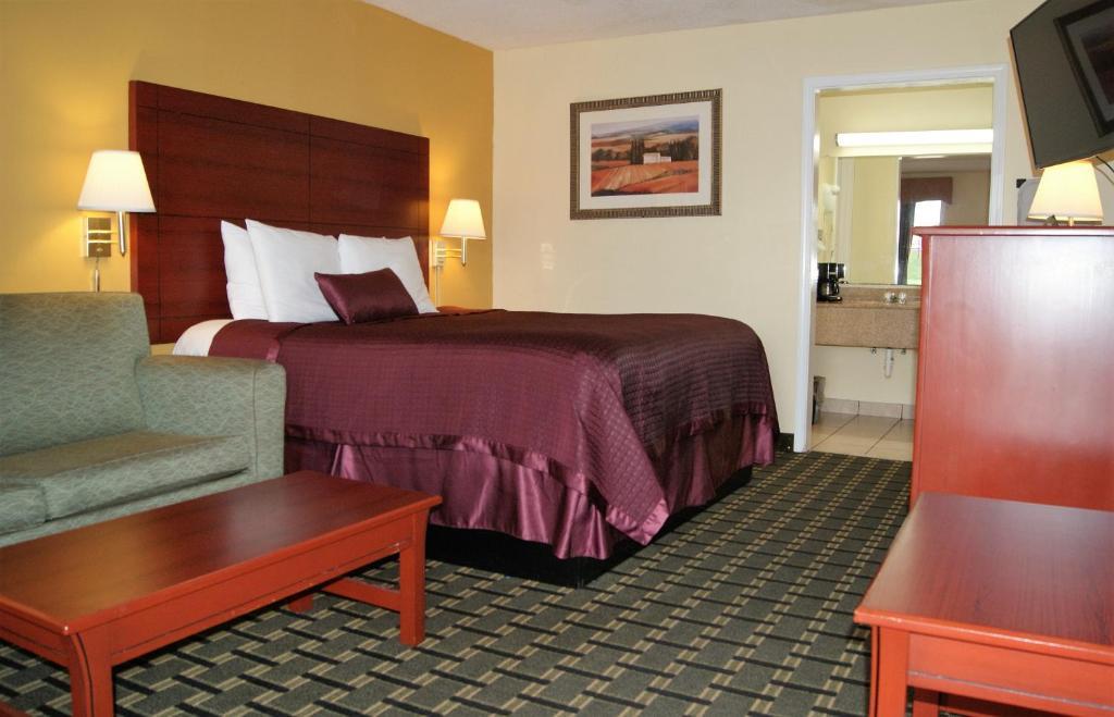 Red Carpet Inn - Natchez