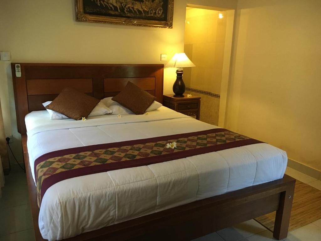A room at Bale Bali House