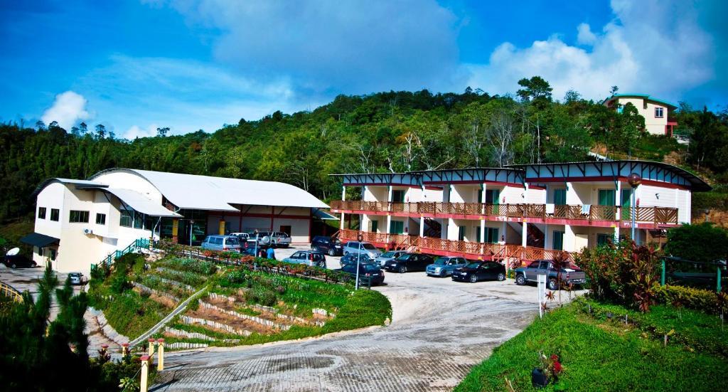 Edificio en el que se encuentra el resort