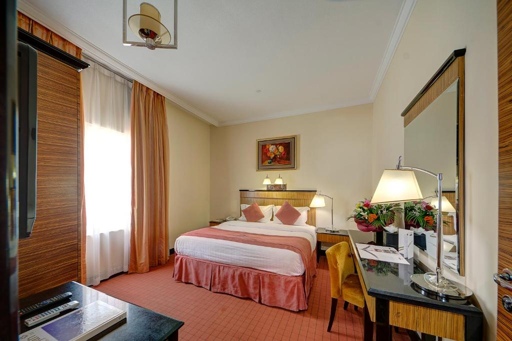 A room at Rayan Hotel Corniche