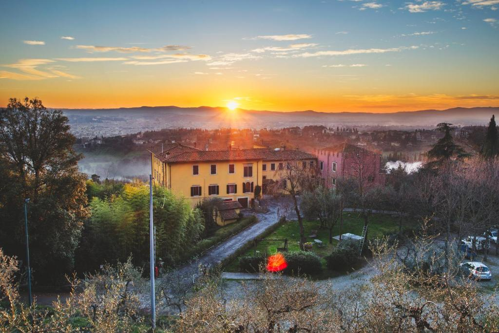 Pensione Bencistà Fiesole Italy Booking Com