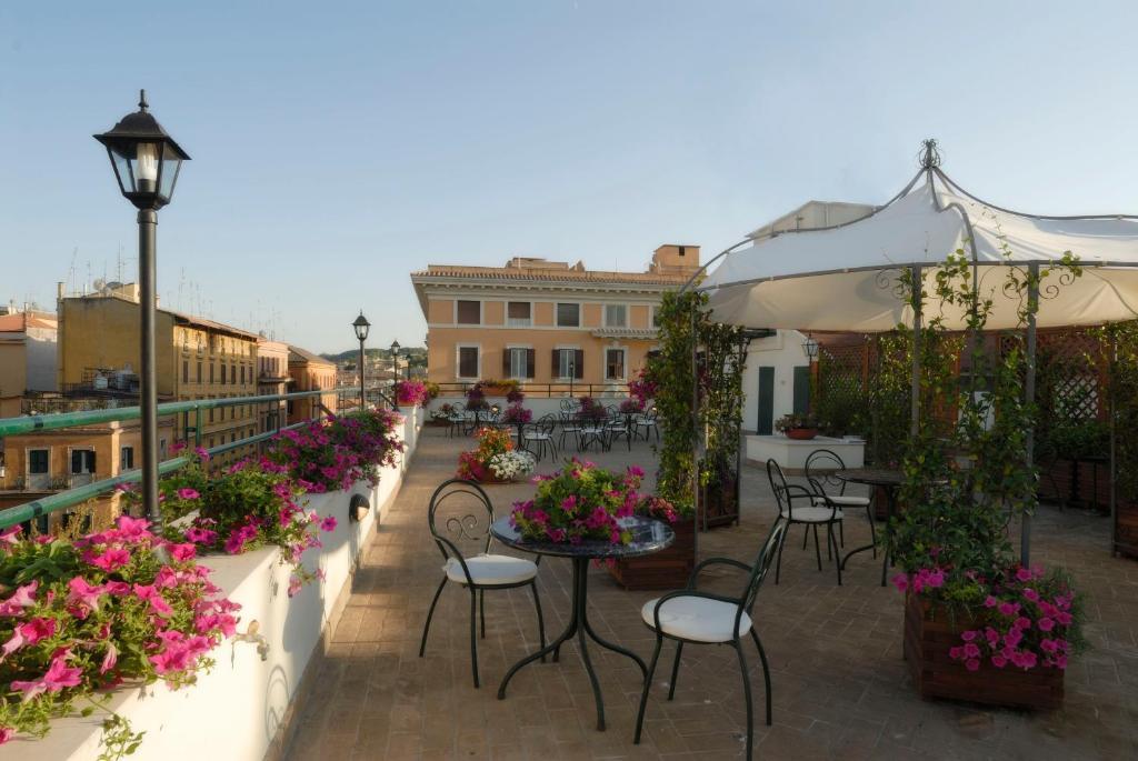 Atlante Garden Hotel Rome Italy Booking Com
