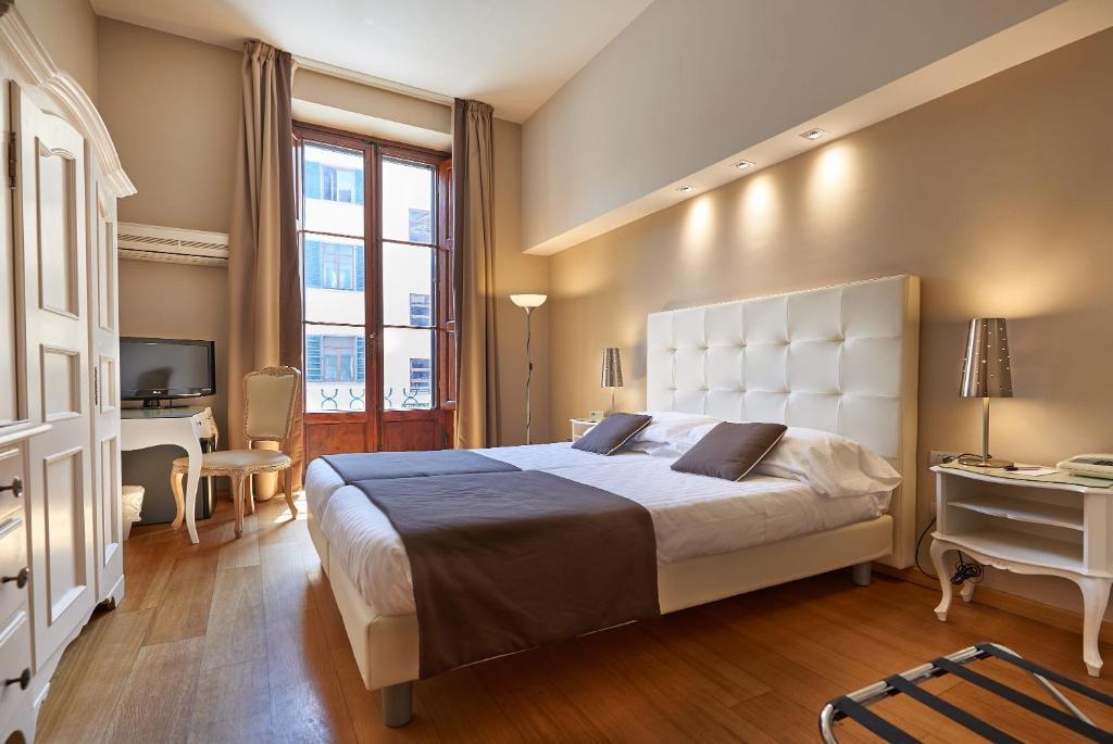 A room at Hotel Cosimo de' Medici