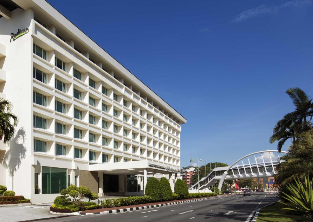 Hotel Radisson Brunei Darussalam, Bandar Seri Begawan