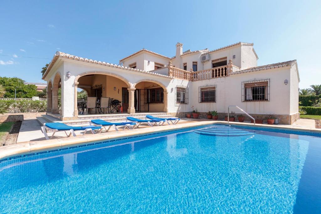 Villa Anna, Jávea, Spain - Booking.com