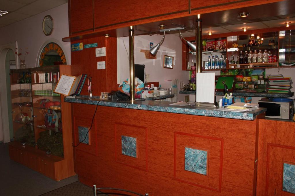Лаундж или бар в Разлив - Залив Хостел & Отель
