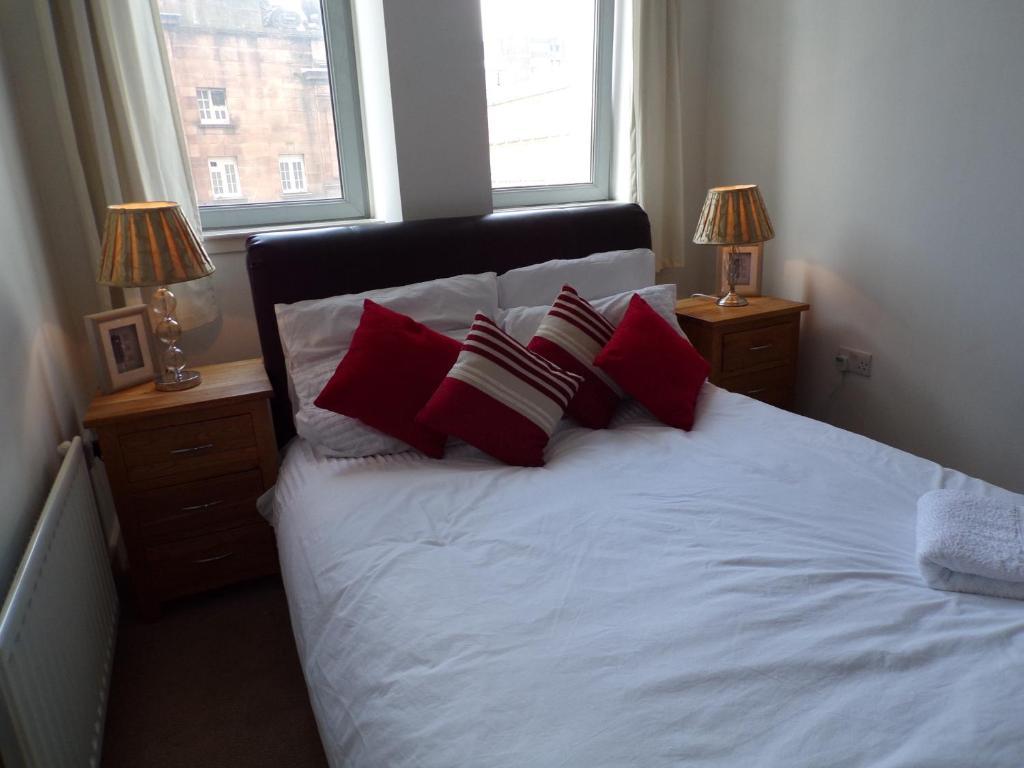 A room at City Centre Suites