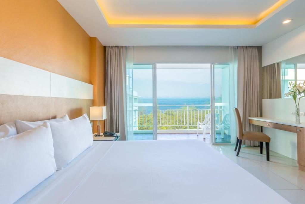 A room at Chanalai Hillside Resort, Karon Beach