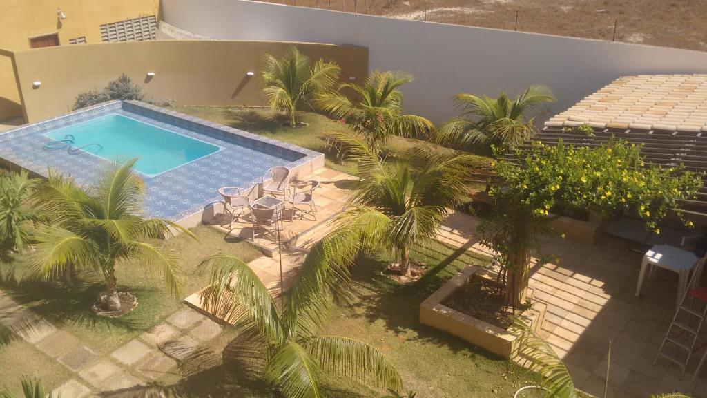 The swimming pool at or close to Pecem suites