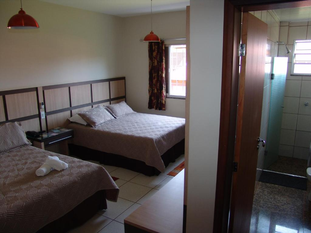 Hotel Pousada O Recanto