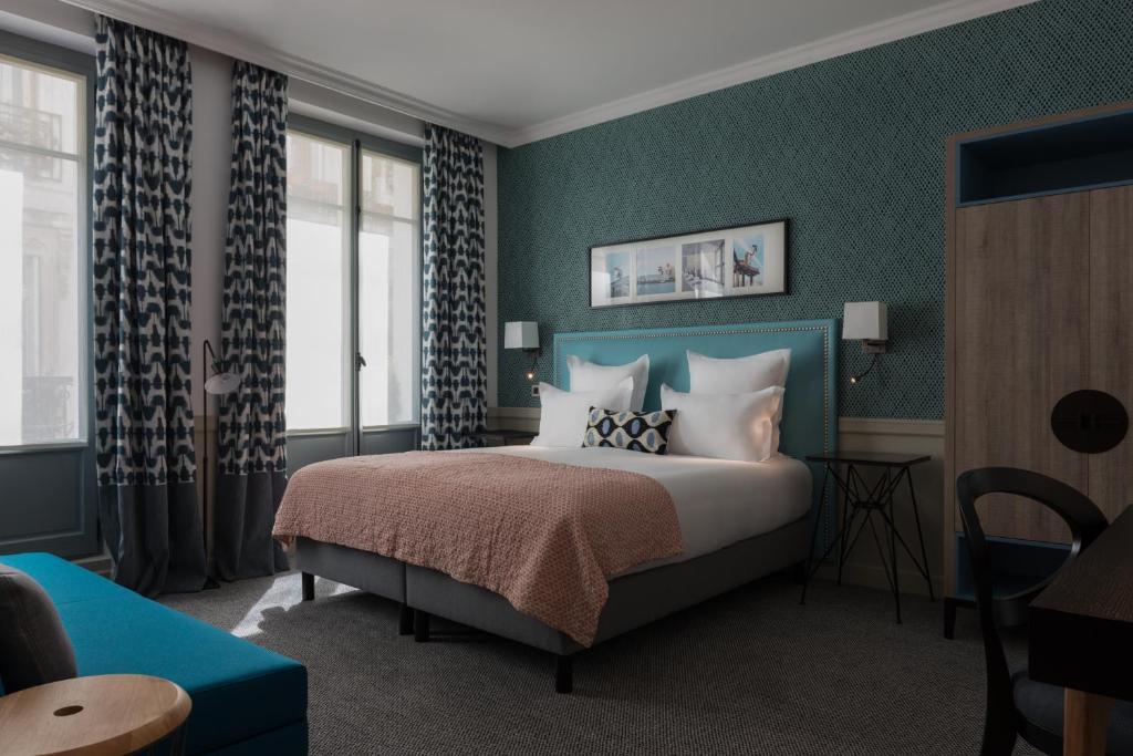 Hotel Adele Jules Paris France Booking Com