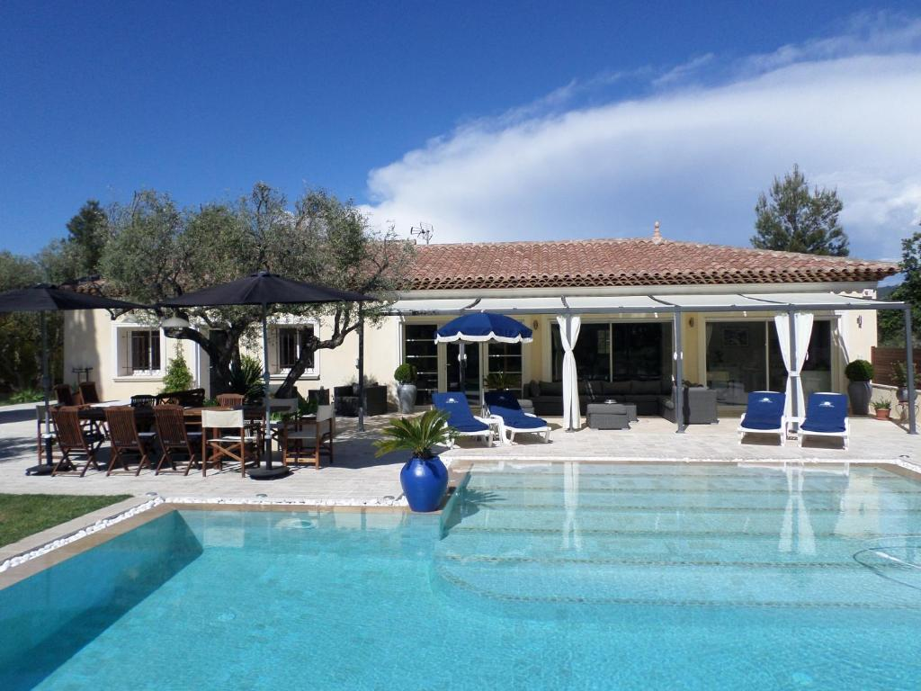 Villa Avec Piscine Chauffee Le Castellet Tarifs 2020