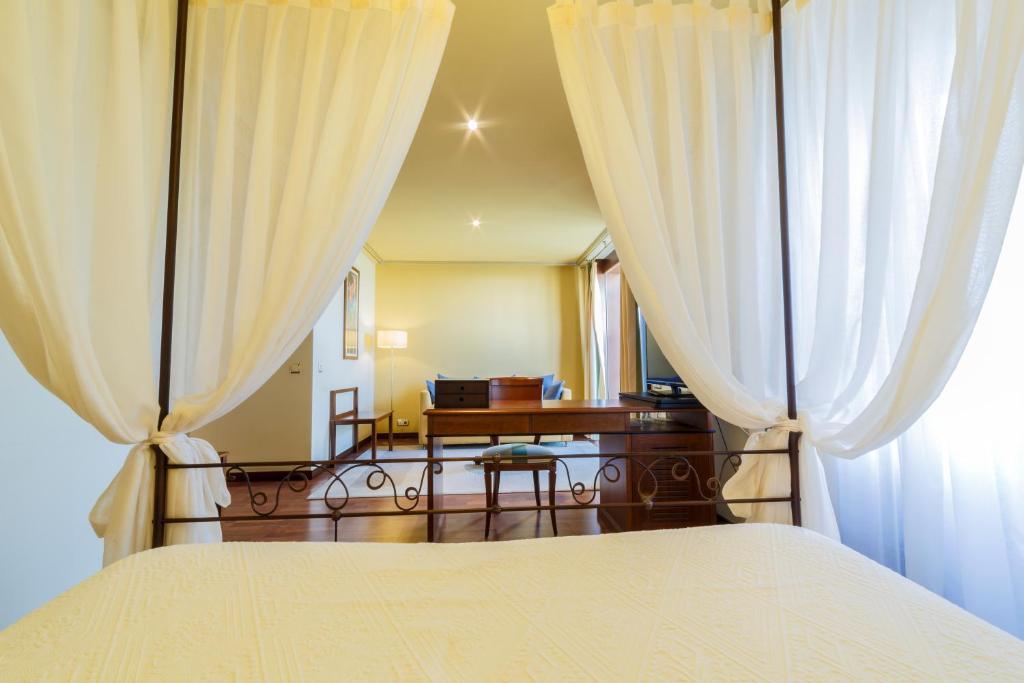 Et rom på Hotel Azofra
