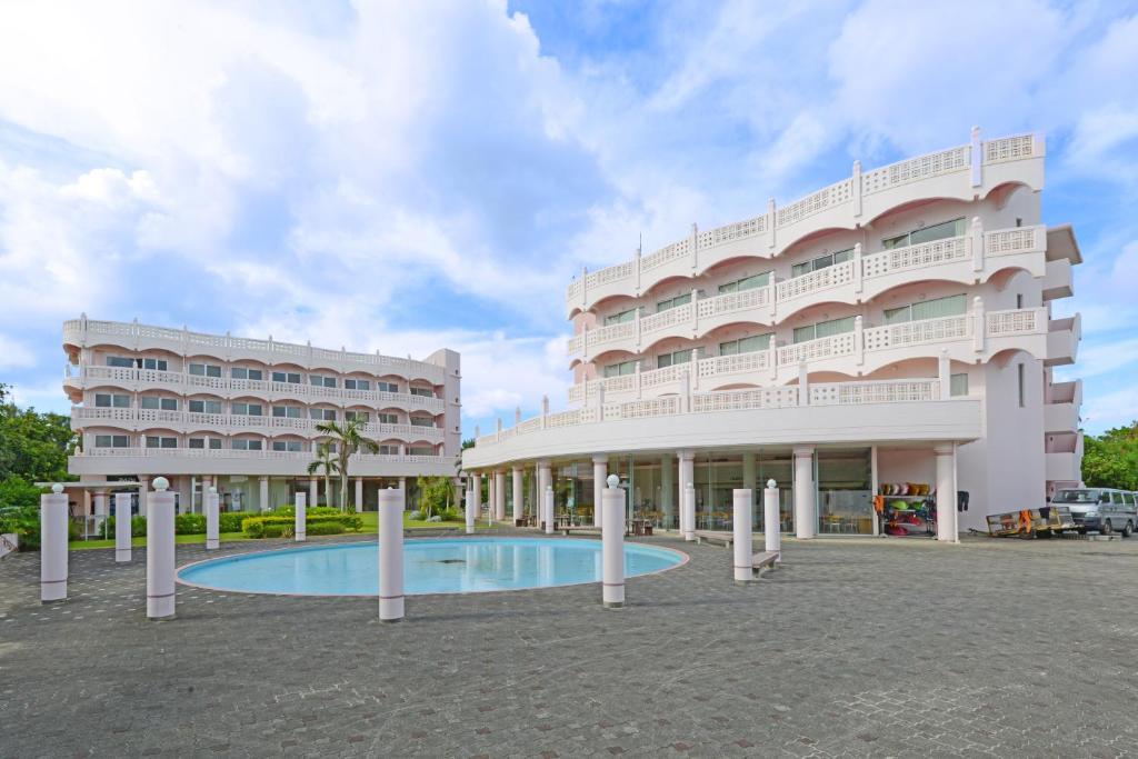 リゾートが所在する建物