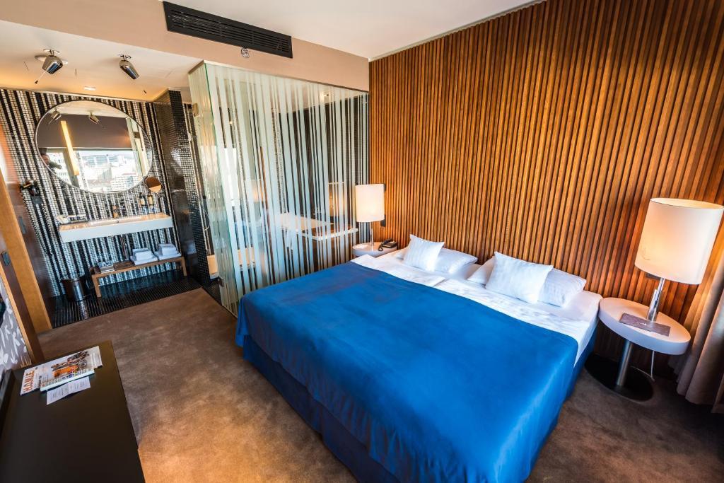 A room at Hotel Yasmin Košice