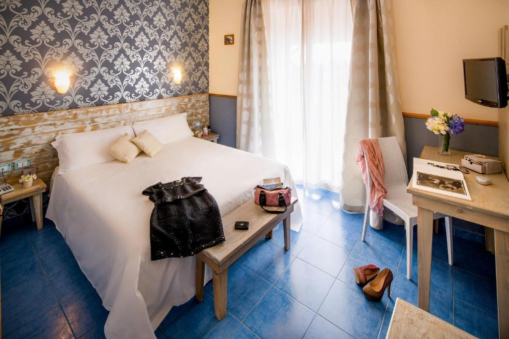 A room at Ostia Antica Park Hotel & Spa