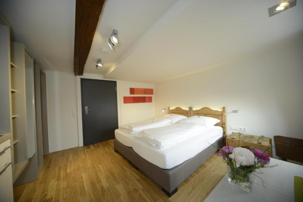 A room at Gasthaus Hirsch
