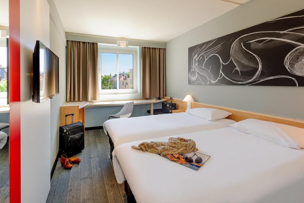 Hotel Ibis Augsburg Koenigsplatz Deutschland Augsburg Booking Com