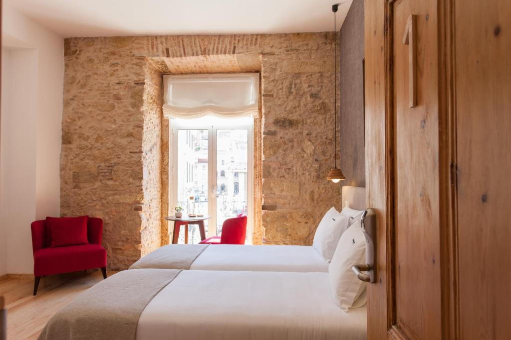 A room at Feels Like Home Rossio Prime Suites