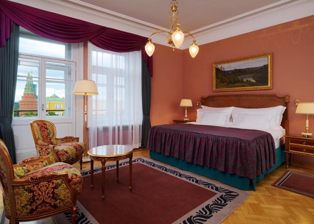 Номер в Отель Националь, The Luxury Collection, Москва