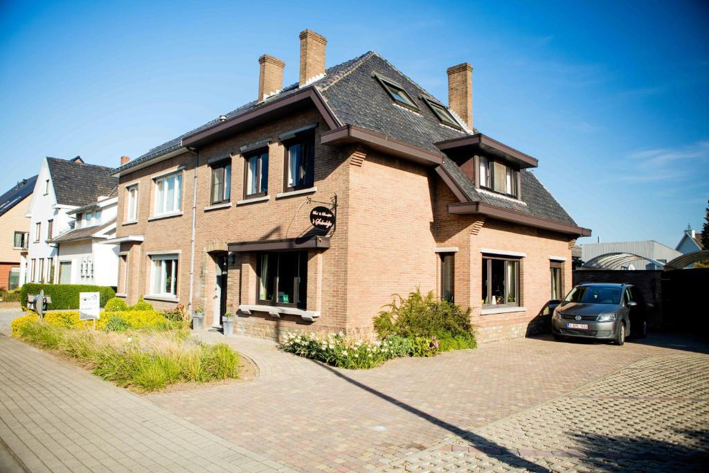 Fasade eller inngang på B&B 't Solveldje