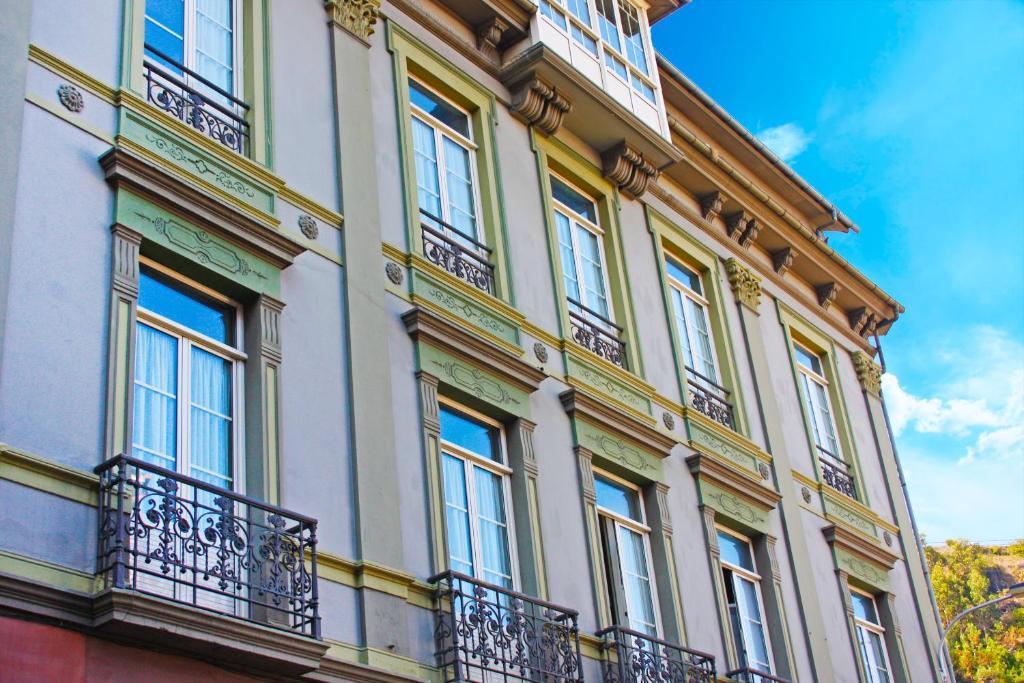 Balkonas arba terasa apgyvendinimo įstaigoje Hotel La Colmena