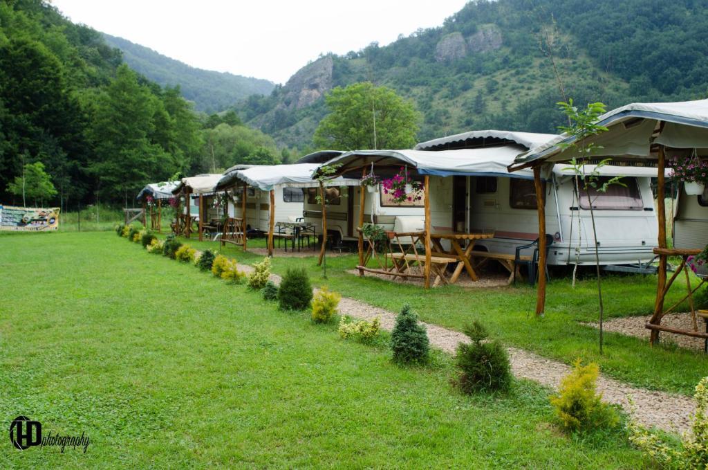 Camping La Rulote Romania șuncuiuș Booking Com