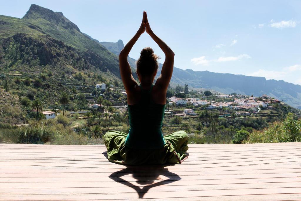 Clientes alojados en EcoTara Canary Islands Eco-Villa Retreat