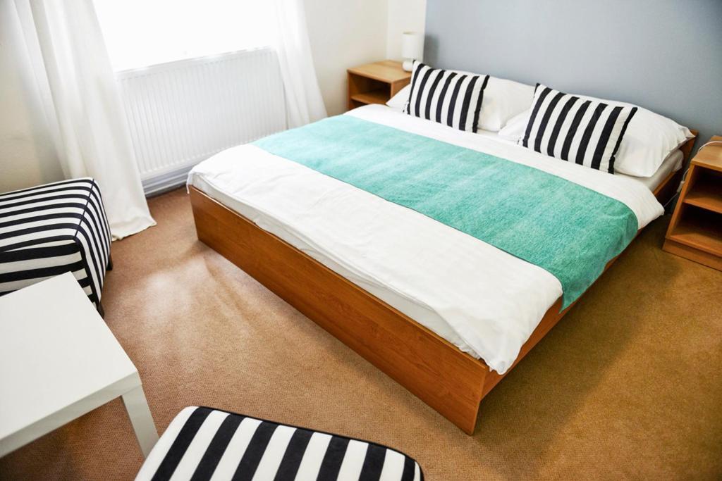 Pokoj v ubytování Hotel Riviera Lipno - Bed & Breakfast