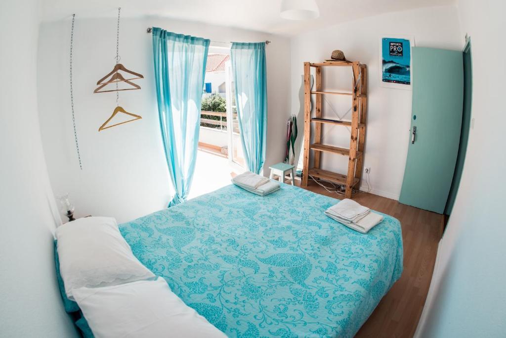 A room at Native Surfhouse