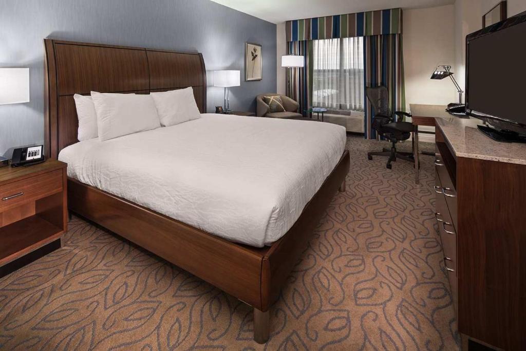 A room at Hilton Garden Inn Atlanta Midtown