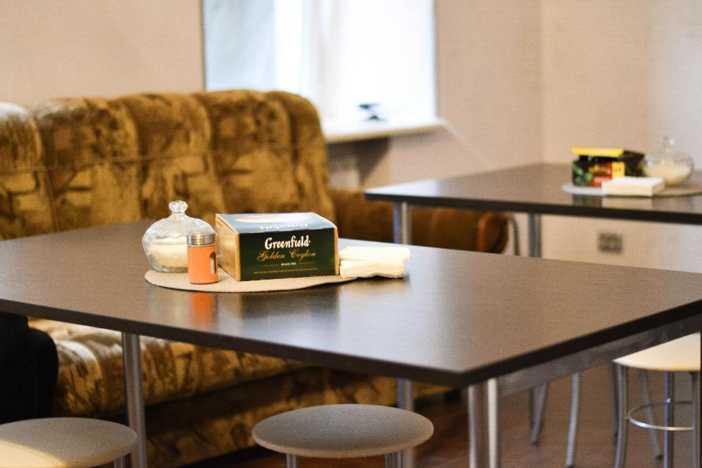 Принадлежности для чая и кофе в Хостел Удача