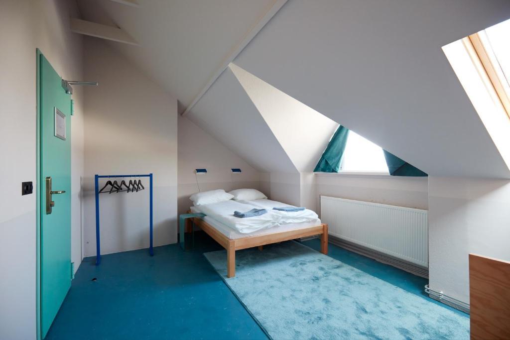 A room at Circle Hostel
