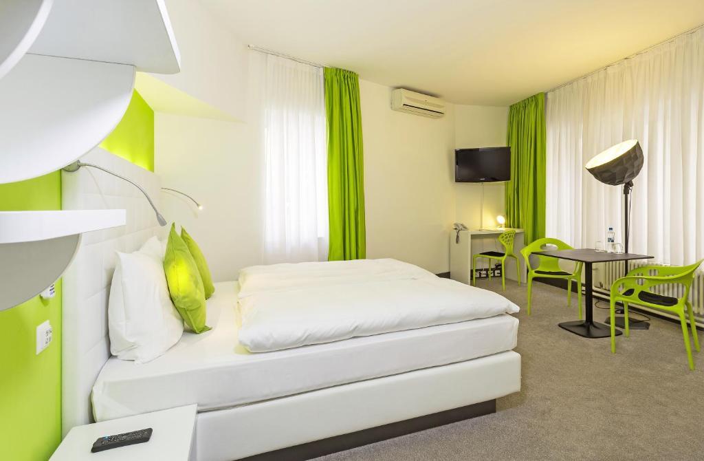 A room at Hotel City Inn Basel