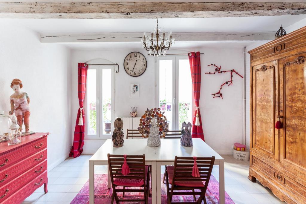 Guesthouse La Maison du Jardin de L\'Ange - Cha, Pézenas ...
