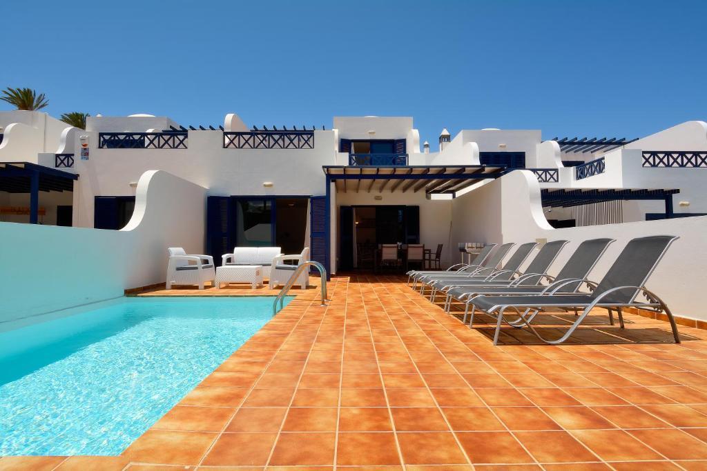 Villa Oasis (Spanje Playa Blanca) - Booking.com