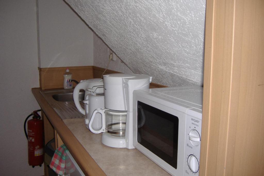 Kuhinja ili čajna kuhinja u objektu Hafenbar