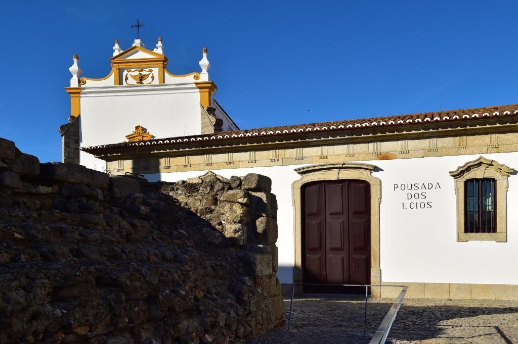 החזית או הכניסה של Pousada Convento de Evora