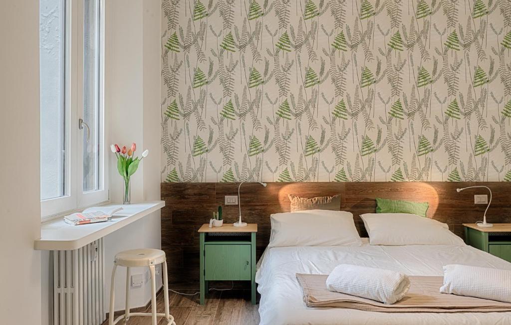 A room at Casa Ariberto