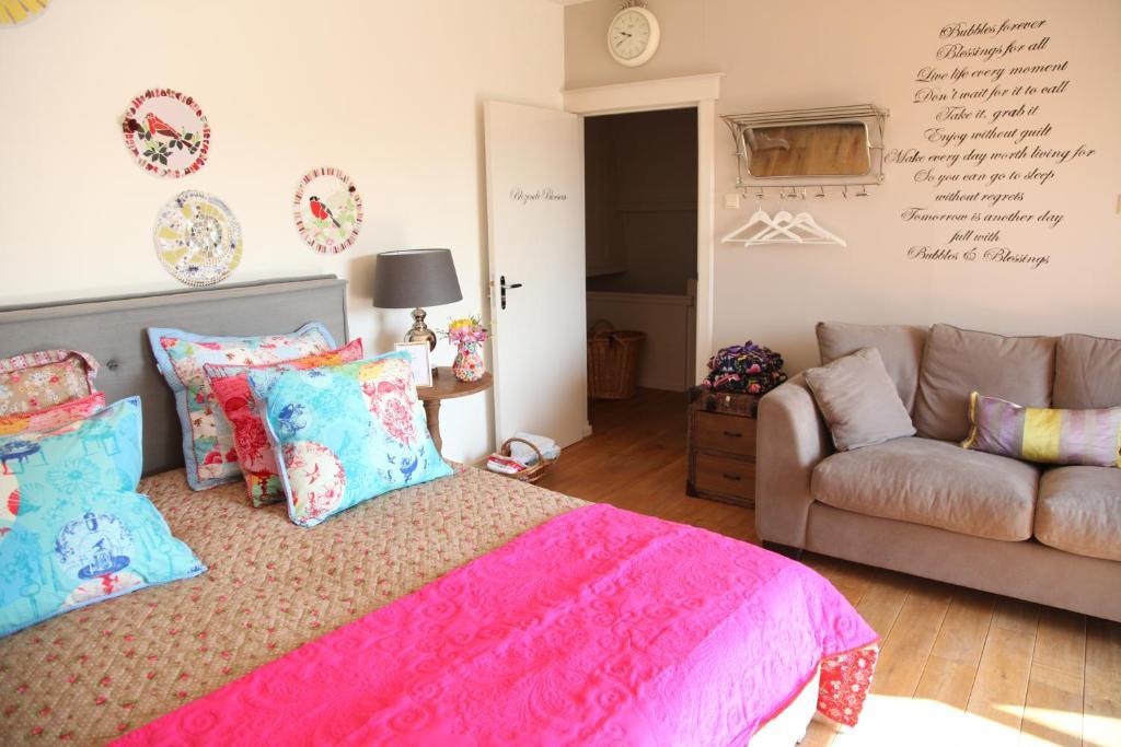 A room at Bubbles & Bed