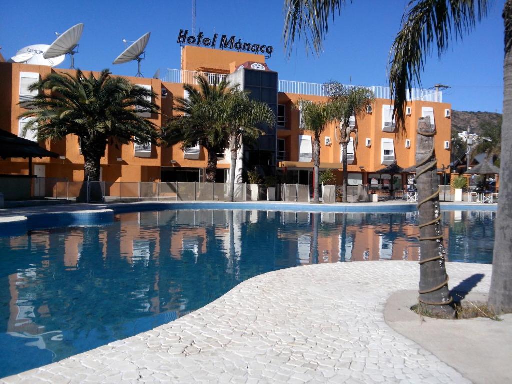 Hotel Mónaco, Villa Carlos Paz, Argentina - Booking.com