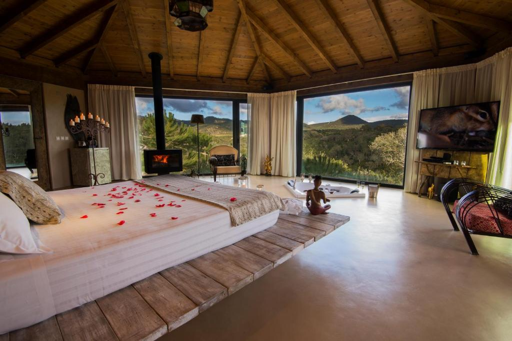 Spa and/or other wellness facilities at Herdade do Amarelo Nature & Spa