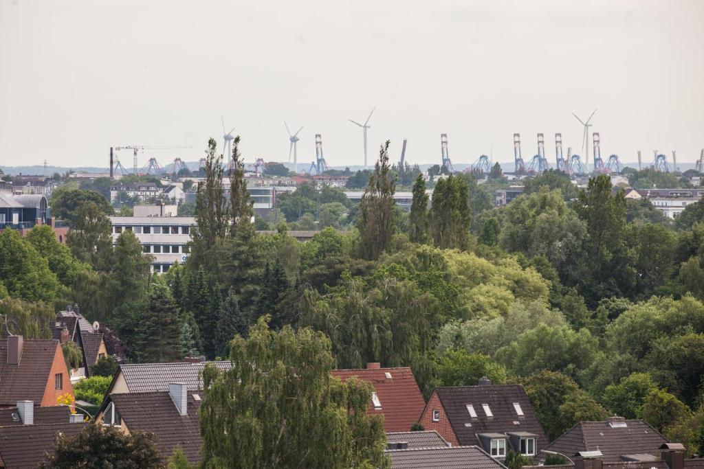 Aparion Apartments Hamburg - Laterooms