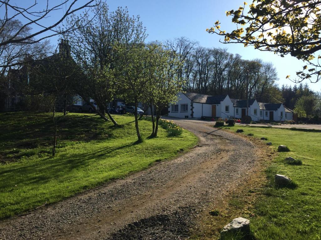 Drumdelgie House