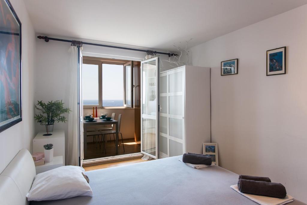 Light Blue Apartment